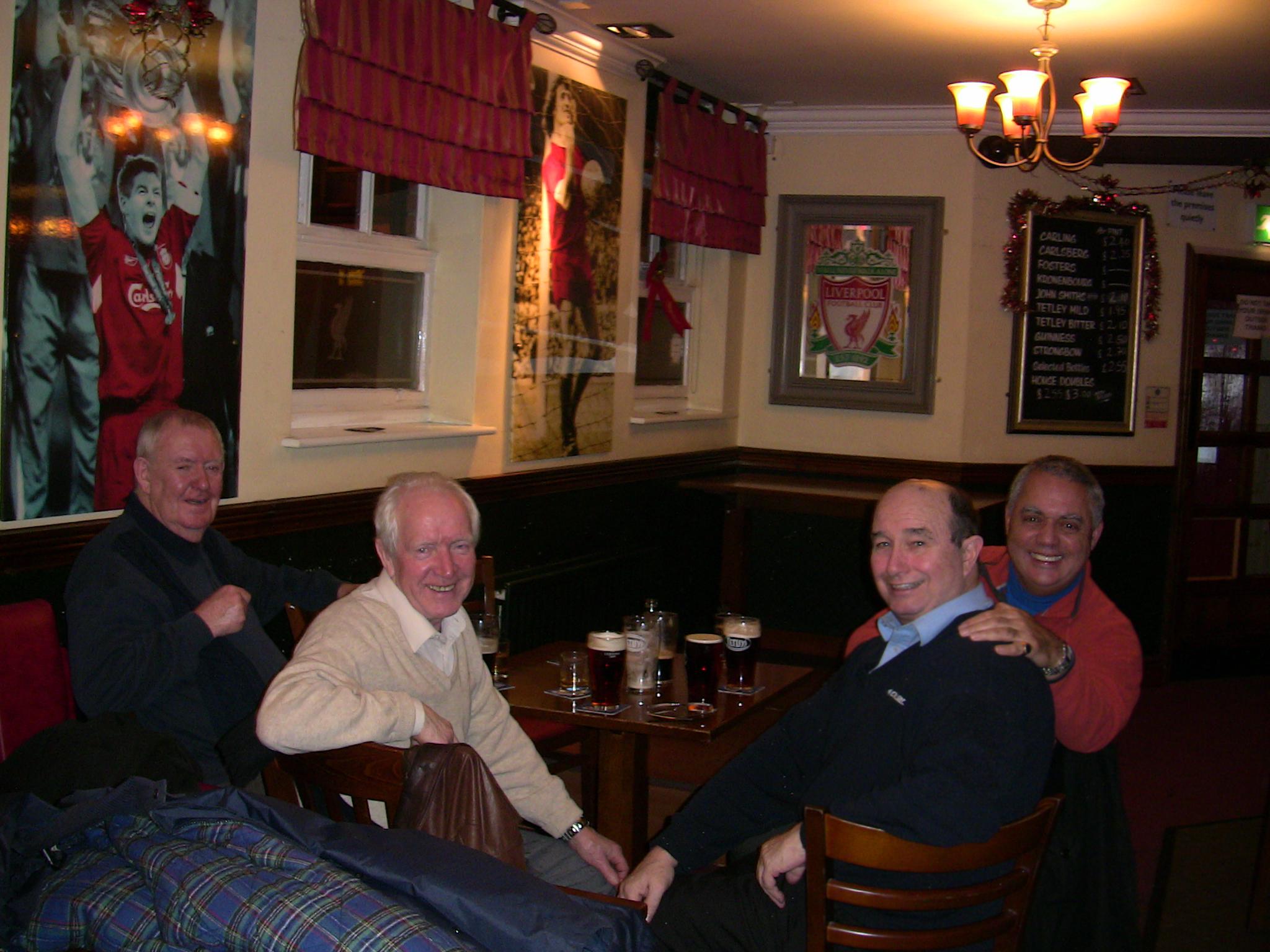 Barny, Joey, Boyley and Big Ton
